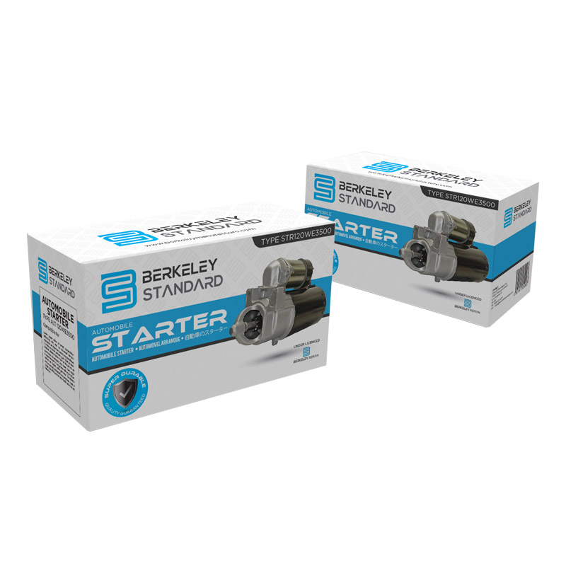 Auto Mobile Packaging Boxes