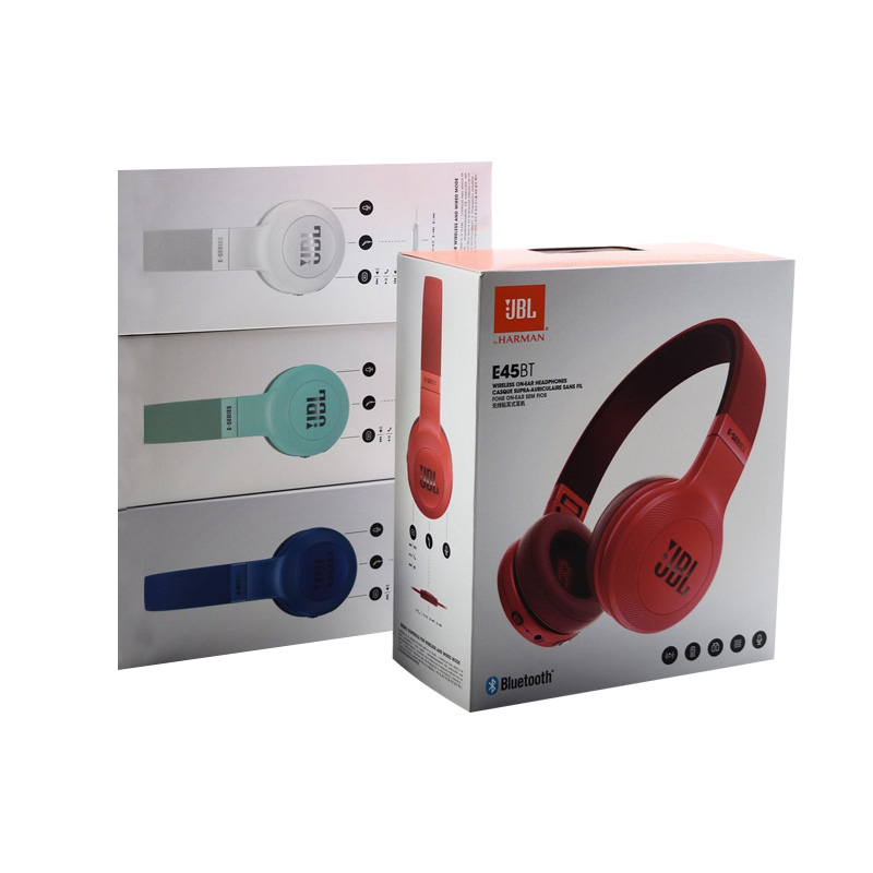 Bluetooth Headset Packaging Boxes