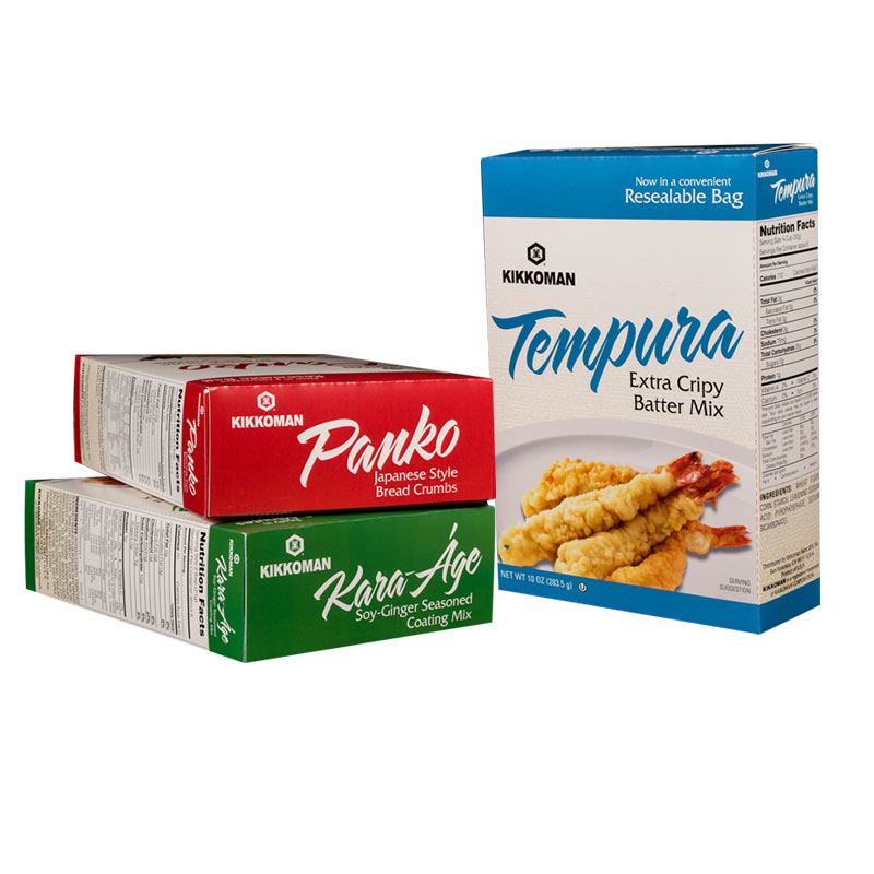 Bread Crumb Packaging Boxes