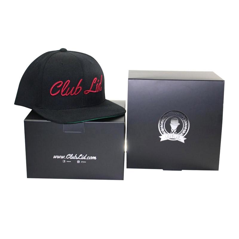 Caps Packaging Boxes