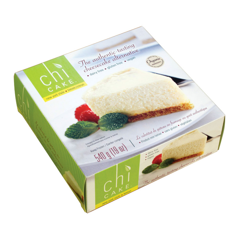Cheese Cakes Packaging Boxes