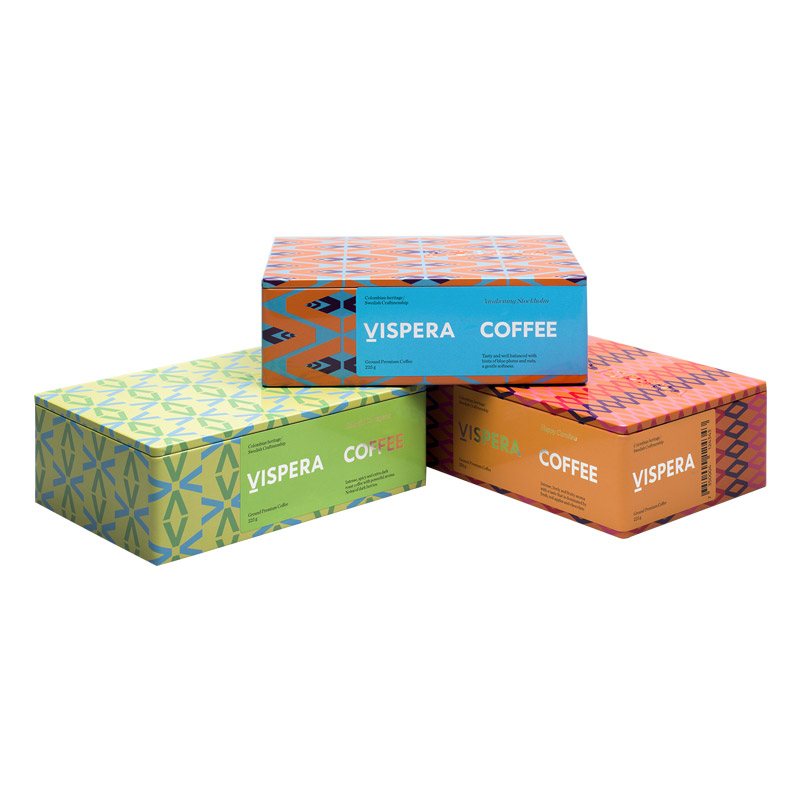 Coffee Beans Packaging Boxes