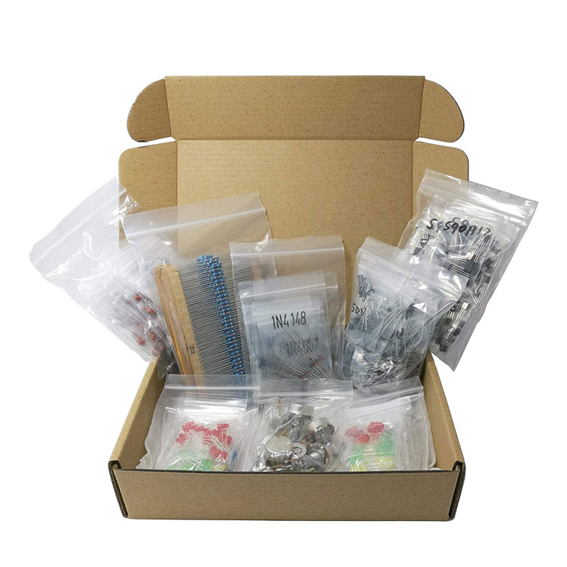 Diodes Packaging Boxes