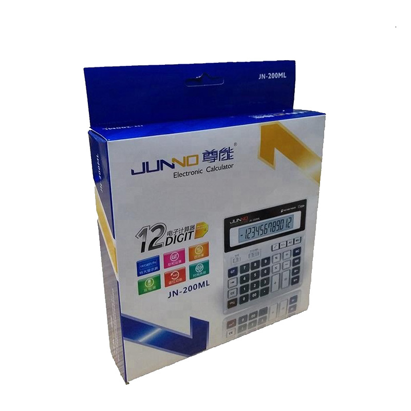 Electronic Calculator Packaging Boxes