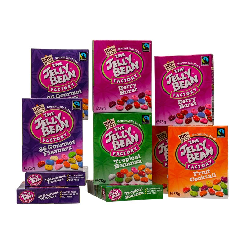 Jelly Packaging Boxes