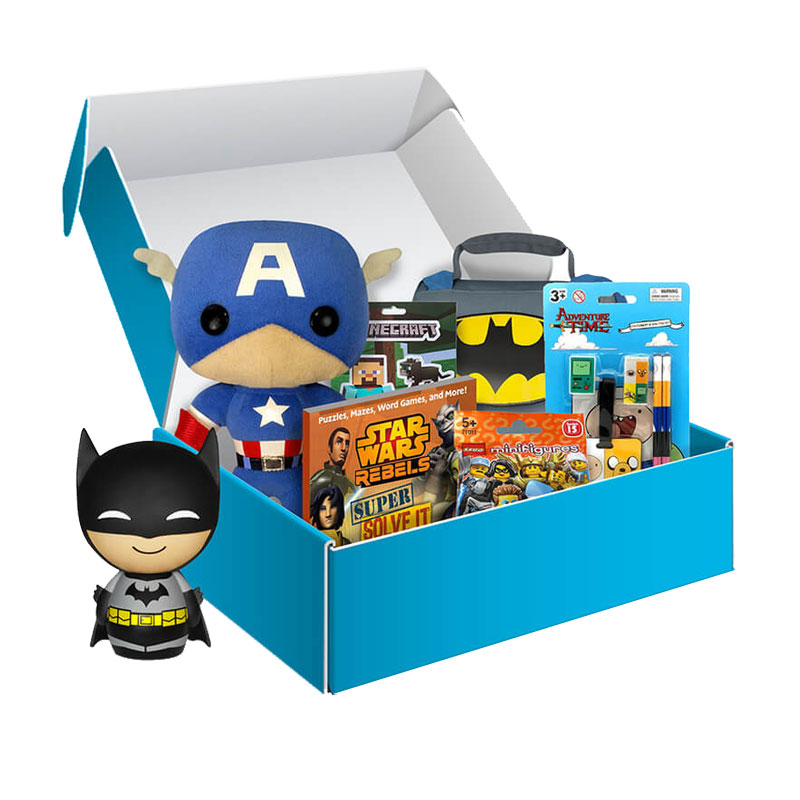 Kids Product Boxes