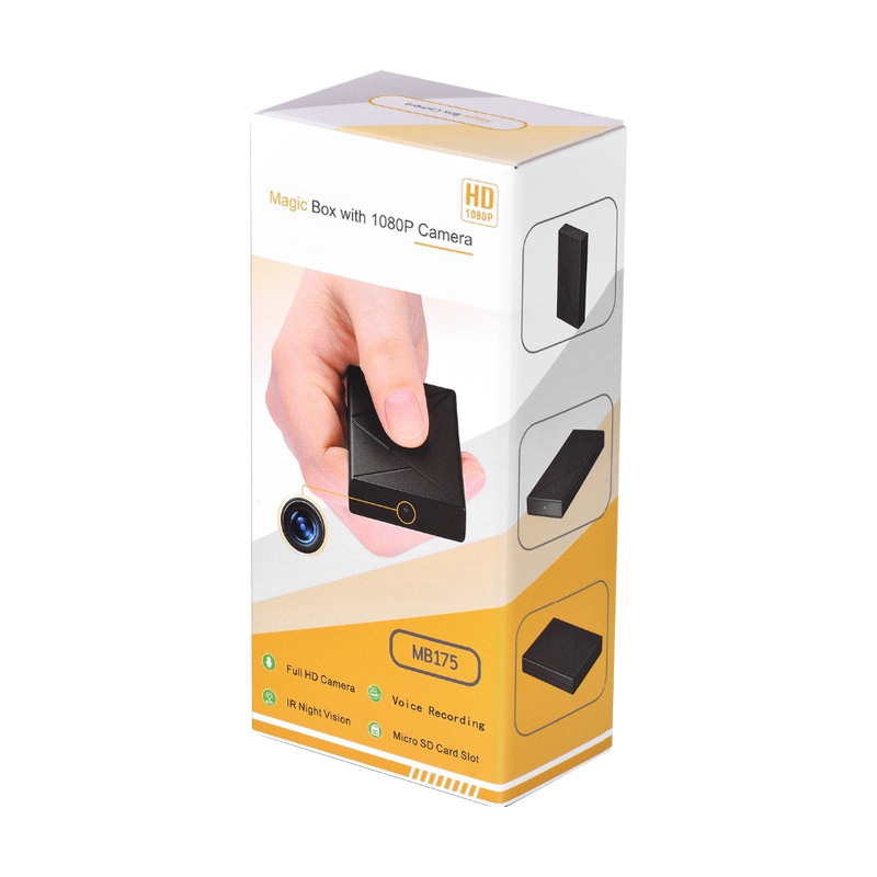 Pen Camera Packaging Boxes