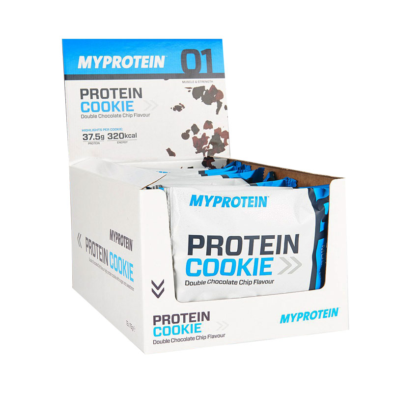 Protein Biscuits Packaging Boxes