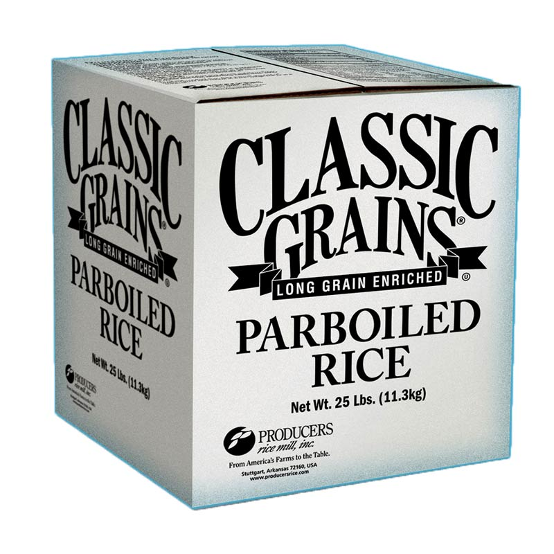 Rice Packaging Boxes