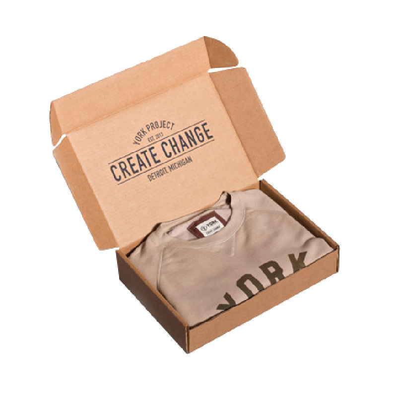 T-shirts Packaging Boxes