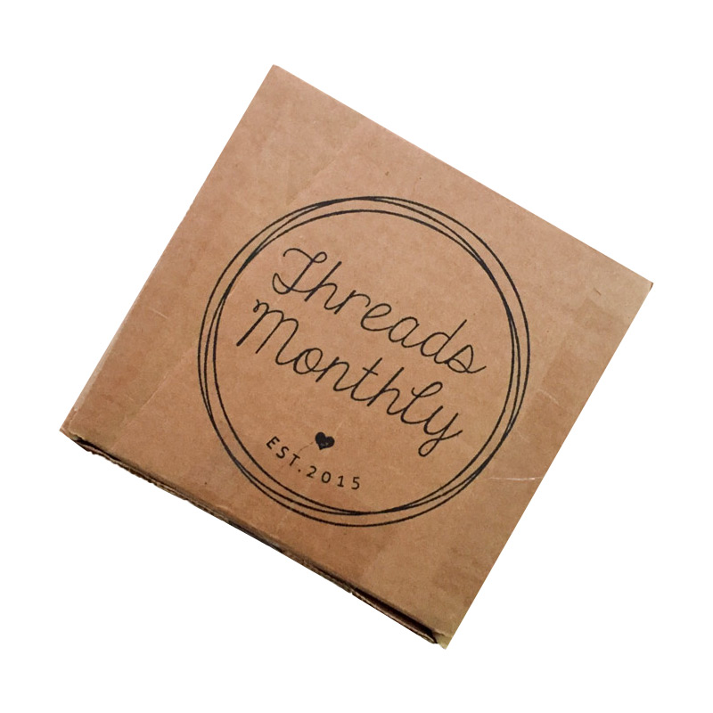 Threads Packaging Boxes