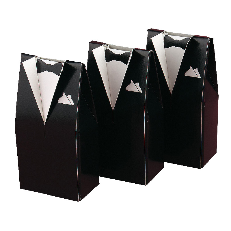Tuxedo Packaging Boxes