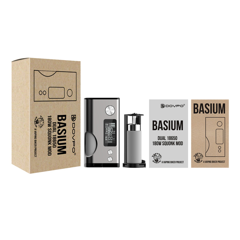 Vape Mods Packaging Boxes