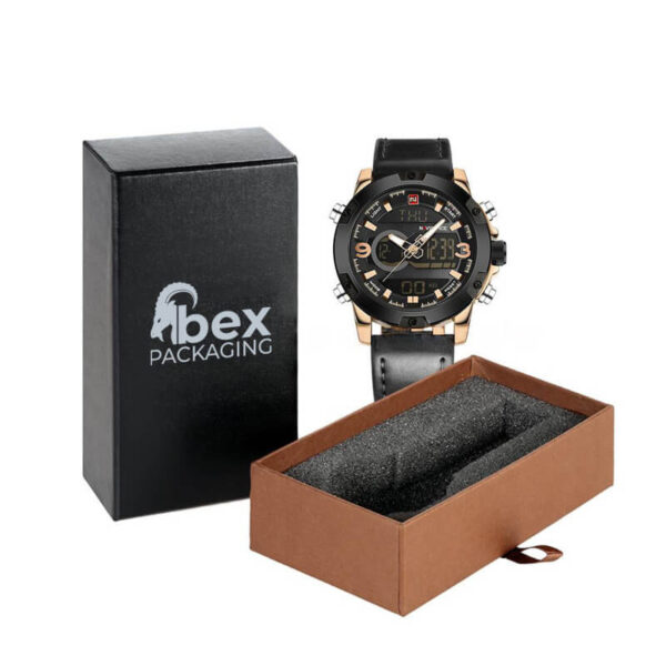 rigid watch packaging boxes