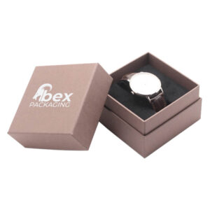 custom printed watch boxes