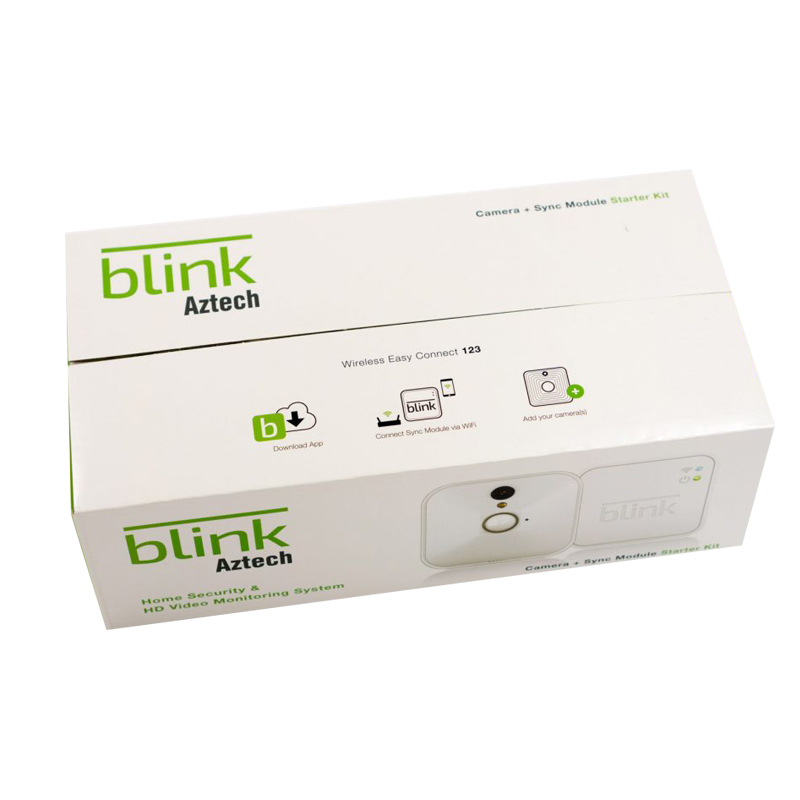 Wireless Cam Packaging Boxes