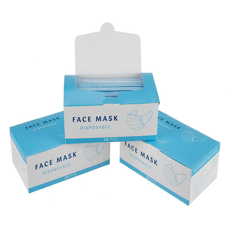 Surgical Face Mask Boxes
